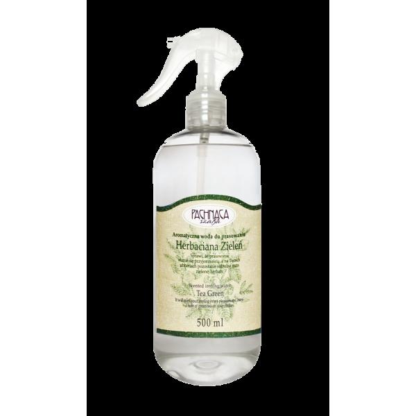 Aromatyzowana woda do prasowania Herbaciana Zieleń