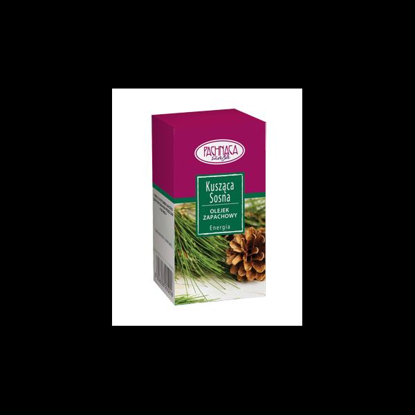olejek kusząca sosna
