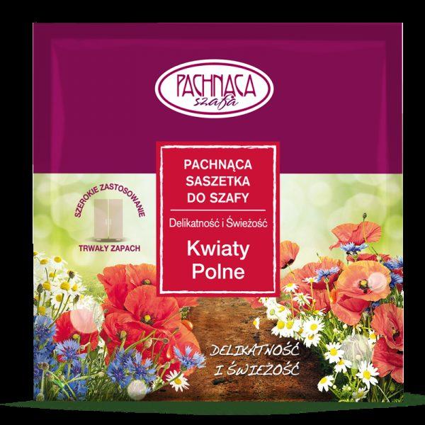 Pachnąca saszetka do szafy Kwiaty Polne