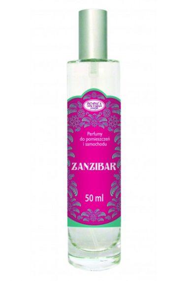 Perfumy do pomieszczeń i samochodu Zanzibar