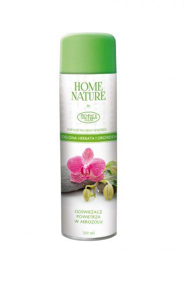odświeżacz w aerozolu zielona herbata i orchidea 500ml